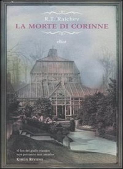 R.T.RAICHEV: LA MORTE DI CORINNE