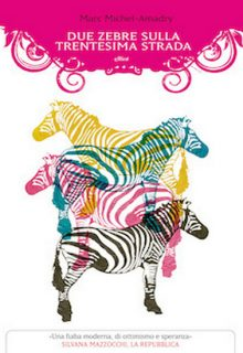 Due zebre sulla trentesima statale