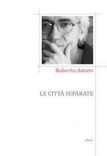 Le città separate è una silloge poetica di Roberto Amato