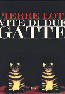 Vite di due gatte è un libro di Pierre Lori