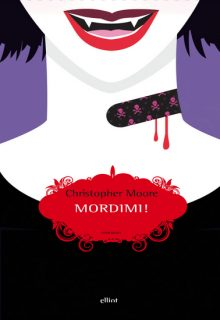 Mordimi! è l'ultimo romanzo della trilogia di Christopher Moore dedicata ai vampiri di San Francisco